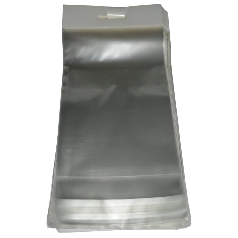 100 Kopfleistenbeutel transparente Kopfleiste Headerbeutel Euroloch 120x180