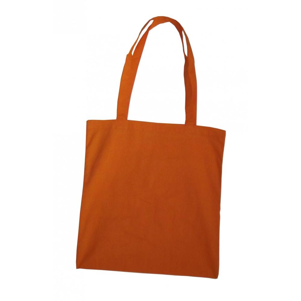 40 Baumwolltragetasche UNBEDRUCKT rot 38x42 kurzer Henkel