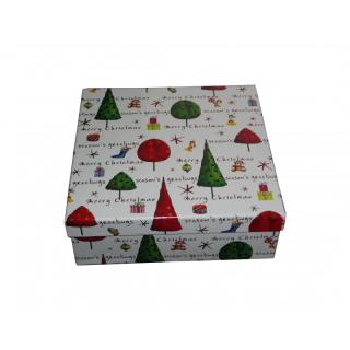 Geschenkkarton Weihnachten.Fa Ars